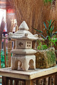 Ornament of a Japanese Garden — Stock Photo