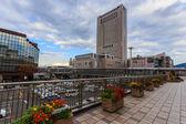 Kokura Station in Kitakyushu — Stock Photo