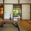 A room at Kofukuji Templr in nagasaki — Stock Photo #37423125