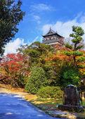 Hiroshima Castle in Autumn — ストック写真