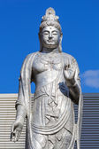 Guanyin Statue at Hiroshima Central Park (Hiroshima Chuo Koen) — Stock Photo