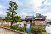 Hiroshima castle in Hiroshima — Stock Photo