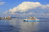 Ferry to Miyajima Island — Stock Photo