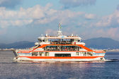Ferry to Miyajima Island — Stock Photo