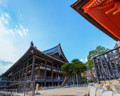 Toyokuni Shrine in Miyajima — Stock Photo