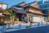 Jokyo-ji Temple in Nara — Stock Photo