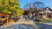 Himuro Jinja Shrine in Nara — Stock Photo