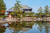 Temple Todaiji dans nara — Photo