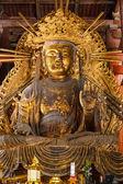 Kokuzo Bosatsu (Chinese Godess) at Todaiji Temple in Nara — Stock Photo
