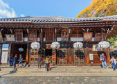 Nigatsu-do Hall In Nara — Stockfoto