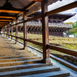 Постер, плакат: View from Nigatsu do Hall of Todaiji complex in Nara