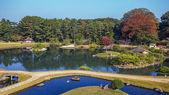Koraku-en garden in Okayama — Foto Stock