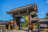 A Gate of Chionin Temple in Kyoto — Stock Photo