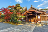 Small Temple in Chioin Complex in Kyoto — Stock Photo