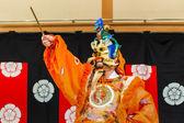 Gakaku Play in Kyoto — Stock Photo