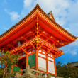 Kiyomize-dera Temple in Kyoto — Stock Photo #41600257