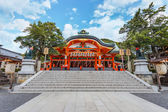 Kyoto, Japan - November 19 2013: Fushimi Inari-taisha built in 1 — Zdjęcie stockowe