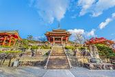 Kiyomizudera Temple in Kyoto — Stockfoto