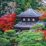 Ginkaku-ji Temple in Kyoto — Stock Photo #42040867