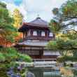 Ginkakuji The Silver Pavilion Temple in Kyoto — Stock Photo #42042447