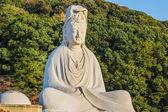 Chinese Goddess at Ryozen Kannon Temple in Kyoto — ストック写真