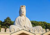 Bodhisattva Avalokitesvara (Kannon) at Ryozen Kannon in Kyoto — Stock Photo