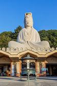 Avalokitesvara bodhisattva (kannon) na ryozen kannon v kjótu — Stock fotografie