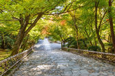 Staircase at Ryoan-ji Temple in Kyoto — Stock Photo
