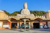 Bodhisattva avalokitesvara (kannon) al ryozen kannon a kyoto — Foto Stock
