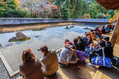 Ryoanji Temple in Kyoto — Stock Photo