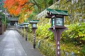 Chorakuji templet i kyoto — Stockfoto