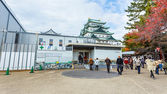 Castelo de nagoya — Foto Stock