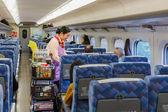 Hikari Shinkansen — Stock Photo