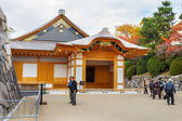 The Nagoya castle's former palace — Stock Photo