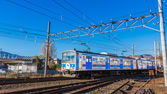 Fujikyuko Line — Stock Photo