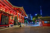 Sensoji Temple Main Hall in Asakusa, Tokyo — Stock Photo