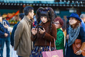Japanese Cosplay — Stock Photo