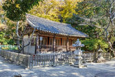 Small Hall of Kotoku-in Temple in Kamakura — Stock Photo