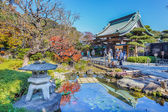 Hasedera Temple in Kamakura — Stock Photo