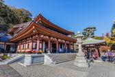 Hasedera Temple in Kamakura — 图库照片
