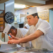 Japanese Sushi Chef — Stock Photo #46796751