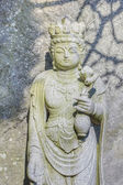 Kannon Bodhisattva - Lord of Compassion at Haseder Temple in Kamakura — 图库照片