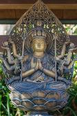 Kannon Bodhisattva - Lord of Compassion at Haseder Temple in Kamakura — Stockfoto