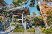 Belfry at Hasedera Temple in Kamakura — Stock Photo
