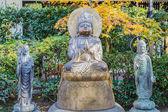 Chinese Goddess - Hozo Bosatsu Amida at Hasedera Temple in Kamakura — Stock Photo