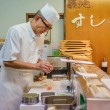 Japanese Sushi Chef — Stock Photo #47401699