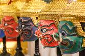 Hua Khon (Thai Traditional Mask) — Stockfoto