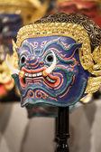 Hua khon (tay geleneksel maske) — Stok fotoğraf