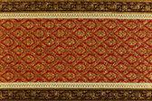 Thailändska traditionella tyg mönster — Stockfoto