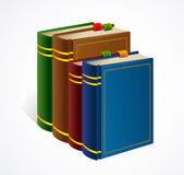 Ikona półki książek. ilustracja wektorowa — Wektor stockowy